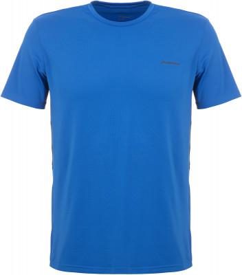 Футболка мужская Demix, размер 46Футболки<br>Практичная футболка demix отлично подойдет для тренинга. Свобода движений прямой крой не стесняет движения.
