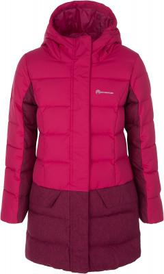 Куртка пуховая для девочек Outventure, размер 128