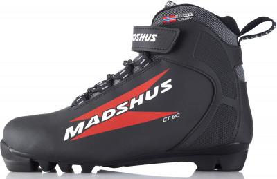 Ботинки для беговых лыж Madshus CT 80Ботинки<br>Лыжные ботинки madshus для прогулок на лыжах с манжетой для фиксации голеностопа и утеплителем thinsulate.