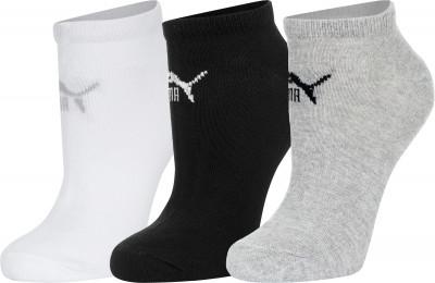 Носки Puma, 3 пары, размер 39-42