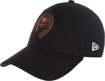 Бейсболка New Era 9Forty BearРегулируемая бейсболка модели 9forty c вышитым изображением медведя на передней панели и флагом россии на задней панели. Сбоку логотип new era.<br>Пол: Мужской; Возраст: Взрослые; Материал верха: 100 % хлопок; Производитель: New Era; Артикул производителя: 11554872; Страна производства: Китай; Размер RU: Без размера;