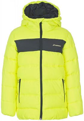 Куртка утепленная для мальчиков DemixУдобная теплая куртка от demix для самых юных поклонников спортивного стиля.<br>Пол: Мужской; Возраст: Малыши; Вид спорта: Спортивный стиль; Вес утеплителя на м2: 160 г/м2; Наличие чехла: Нет; Возможность упаковки в карман: Нет; Защита от ветра: Нет; Покрой: Свободный; Светоотражающие элементы: Нет; Дополнительная вентиляция: Нет; Проклеенные швы: Нет; Длина куртки: Средняя; Наличие карманов: Нет; Капюшон: Не отстегивается; Артикулируемые локти: Нет; Застежка: Молния; Производитель: Demix; Артикул производителя: EJAB066112; Страна производства: Китай; Материал верха: 100 % полиэстер; Материал подкладки: 100 % полиэстер; Материал утеплителя: 100 % полиэстер; Размер RU: 122;