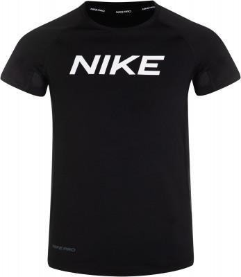 Футболка для мальчиков Nike Pro, размер 147-158