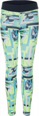 Легинсы для девочек Demix, размер 146Брюки <br>Яркие комфортные легинсы demix - для юных любительниц фитнеса. Отведение влаги технология movi-tex обеспечивает эффективный влагоотвод.