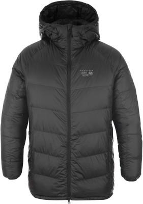 Куртка пуховая мужская Mountain Hardwear PhantomТеплая и легкая куртка mountain hardwear phantom - отличный выбор для горного туризма.<br>Пол: Мужской; Возраст: Взрослые; Вид спорта: Горный туризм; Длина по спинке: 74 см; Температурный режим: До -20; Покрой: Прямой; Дополнительная вентиляция: Нет; Проклеенные швы: Нет; Длина куртки: Средняя; Капюшон: Не отстегивается; Мех: Отсутствует; Количество карманов: 4; Водонепроницаемые молнии: Нет; Производитель: Mountain Hardwear; Артикул производителя: 1559571010XL; Страна производства: Китай; Материал верха: 100 % нейлон; Материал подкладки: 100 % нейлон; Материал утеплителя: 90 % пух, 10 % перо и 100 % полиэстер; Размер RU: 54;