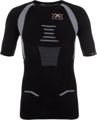 Футболка мужская X-Bionic The Trick Ow, размер 48Мужская одежда<br>Технологичная беговая футболка от x-bionic. Отведение влаги современный материал thorny devil technology эффективно отводит влагу от кожи.