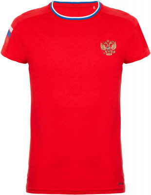 Футболка для мальчиков Demix Russian Team, размер 158