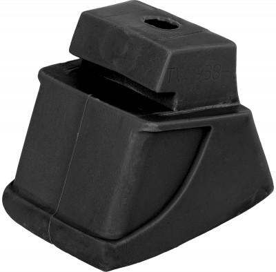 Тормозная колодка с крепежом для взрослых роликов REACTIONЗапчасти для роликов<br>Тормозная колодка с крепежом для роликовых коньков. Предназначена для замены при износе или поломке.