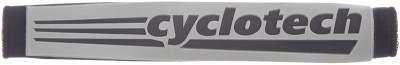 Неопреновая защита перьев CyclotechНеопреновая защита перьев рамы.<br>Вид спорта: Велоспорт; Производитель: Cyclotech; Артикул производителя: CFPS-1BL; Страна производства: Вьетнам; Размер RU: Без размера;