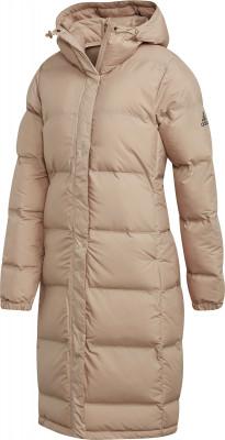Куртка утепленная женская Adidas Helionic, размер 52-54