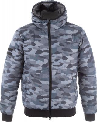 Куртка пуховая мужская DemixМужская куртка demix для образа в спортивном стиле даже в холодные дни. Сохранение тепла синтетический пух согреет в холодную погоду.<br>Пол: Мужской; Возраст: Взрослые; Вид спорта: Спортивный стиль; Покрой: Прямой; Светоотражающие элементы: Нет; Длина куртки: Короткая; Наличие карманов: Да; Капюшон: Не отстегивается; Количество карманов: 3; Застежка: Молния; Производитель: Demix; Артикул производителя: DEJAM08A4M; Страна производства: Китай; Материал верха: 100 % полиэстер; Материал подкладки: 100 % полиэстер; Материал утеплителя: 100 % полиэстер, трикотажная вставка: 95 % полиэстер, 5 % спандекс; Размер RU: 48;