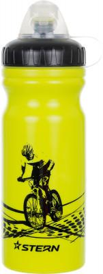 Фляжка велосипедная SternФляжка для крепления на велосипед. Особенности модели: защитная крышка от грязи; объ м 700 мл.<br>Объем: 700 мл; Материалы: Полиэтилен высокого давления, полипропилен; Вид спорта: Велоспорт; Производитель: Stern; Артикул производителя: BOT1GR-S18; Страна производства: Тайвань; Размер RU: Без размера;