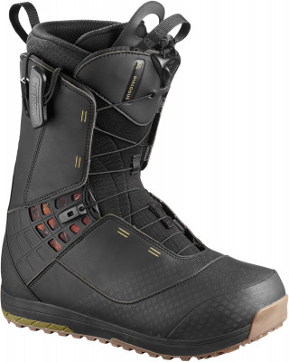 Сноубордические ботинки Salomon Dialogue, размер 42