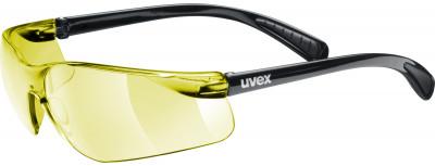 Солнцезащитные очки Uvex FlashСолнцезащитные очки от uvex, выполненные в минималистичном дизайне, обеспечивают оптимальный обзор. Идеальная защита от брызг и ветра!<br>Возраст: Взрослые; Пол: Мужской; Цвет линз: Желтый; Цвет оправы: Черный; Назначение: Бег, велоспорт; Ультрафиолетовый фильтр: Да; Поляризационный фильтр: Нет; Зеркальное напыление: Нет; Категория фильтра: 1; Материал линз: Поликарбонат; Оправа: Пластик; Вид спорта: Бег, Велоспорт; Технологии: 100% UVA- UVB- UVC-PROTECTION; Производитель: Uvex; Артикул производителя: S5302792219; Срок гарантии: 1 месяц; Страна производства: Китай; Размер RU: Без размера;