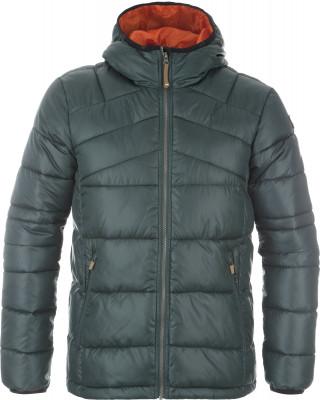 Куртка утепленная мужская IcePeak VadimТеплая и удобная куртка icepeak vadim - отличный выбор для любителей походов и активного отдыха.<br>Пол: Мужской; Возраст: Взрослые; Вид спорта: Походы; Вес утеплителя на м2: 200 г/м2; Наличие чехла: Нет; Длина по спинке: 71 см; Температурный режим: До -25; Покрой: Прямой; Дополнительная вентиляция: Нет; Проклеенные швы: Нет; Длина куртки: Короткая; Капюшон: Не отстегивается; Мех: Отсутствует; Количество карманов: 3; Водонепроницаемые молнии: Нет; Технологии: Super Soft Touch, Water Repellent; Производитель: IcePeak; Артикул производителя: 56288507XV; Страна производства: Китай; Материал верха: 100 % полиэстер; Материал подкладки: 100 % полиэстер; Материал утеплителя: 100 % полиэстер; Размер RU: 56;