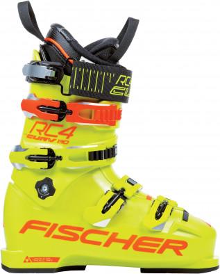 Ботинки горнолыжные Fischer Rc4 Curv 130 Vacuum Full Fit
