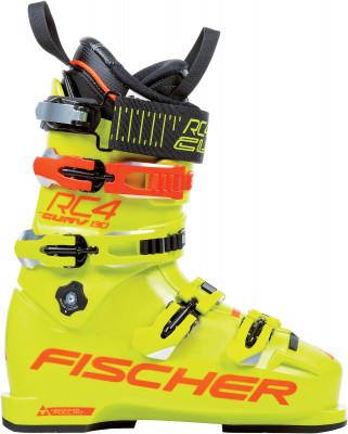 Ботинки горнолыжные Fischer Rc4 Curv 130 Vacuum Full Fit, размер 41Ботинки<br>Ботинки от fischer для тех, кому нужен максимальный контроль над лыжами. Модель рассчитана на профессиональный уровень катания.