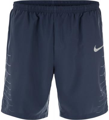 Шорты мужские Nike Flex ChallengerМужские беговые шорты nike flex challenger дарят комфорт и оптимальный микроклимат на любой дистанции.<br>Пол: Мужской; Возраст: Взрослые; Вид спорта: Бег; Покрой: Прямой; Количество карманов: 3; Материал верха: 100 % полиэстер; Материал подкладки: 100 % полиэстер; Технологии: Nike Dri-FIT; Производитель: Nike; Артикул производителя: 891792-471; Страна производства: Вьетнам; Размер RU: 44-46;