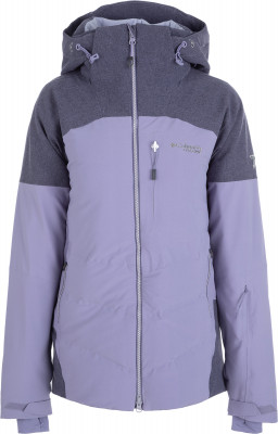 Куртка пуховая женская Columbia Powder Keg II, размер 48