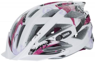 Шлем велосипедный детский UvexНадежный и легкий шлем для подростков.<br>Конструкция: In-mould; Вентиляция: Принудительная; Регулировка размера: Да; Тип регулировки размера: Поворотное кольцо IAS; Материал внешней раковины: Поликарбонат; Материал внутренней раковины: Вспененный полистирол; Материал подкладки: Полиэстер; Сертификация: EN 1078; Вес, кг: 0,225; Производитель: Uvex; Артикул производителя: S4144260115; Срок гарантии: 6 месяцев; Страна производства: Германия; Размер RU: 52-56;