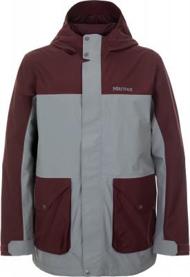 Ветровка мужская Marmot, размер 46-48Куртки <br>Комфортная ветровка wend jacket от marmot пригодится для занятий горным туризмом.