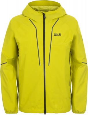 Ветровка мужская JACK WOLFSKIN Sierra Trail, размер 50-52Куртки <br>Невероятно легкая мембранная куртка sierra trail от jack wolfskin - идеальный выбор для горного туризма.
