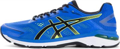 Кроссовки мужские ASICS GT-2000 7, размер 41Кроссовки <br>Технологичные кроссовки gt-2000 7 от asics - отличный выбор для забегов на средние и длинные дистанции.