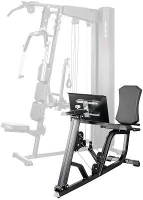 Блок жима ногами для Kettler Kinetic System, Module 3Дополнительный блок жима ногами module 3 для базовой станции kettler kinetic system. Блок позволяет тренировать мышцы ног и ягодиц.<br>Тренируемые группы мышц: Ноги; Максимальный вес пользователя: 150; Размер в рабочем состоянии (дл. х шир. х выс), см: 176 х 246 х 215; Вес, кг: 52; Вид спорта: Силовые тренировки; Производитель: Kettler; Артикул производителя: 7714-620; Срок гарантии: 2 года; Страна производства: Германия; Размер RU: Без размера;