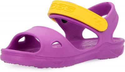 Шлепанцы для девочек Joss G-Sand, размер 26-27