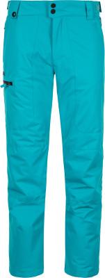 Купить Брюки утепленные мужские Termit, размер 54 голубого цвета