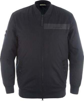 Куртка утепленная мужская DemixКуртка demix - отличный выбор для поклонников спортивного стиля. Комфортная посадка зауженный крой обеспечивает комфортную посадку.<br>Пол: Мужской; Возраст: Взрослые; Вид спорта: Спортивный стиль; Вес утеплителя: 150 г/м2; Покрой: Зауженный; Светоотражающие элементы: Нет; Длина куртки: Короткая; Наличие карманов: Да; Капюшон: Отсутствует; Количество карманов: 3; Застежка: Молния; Производитель: Demix; Артикул производителя: DEJAM0999M; Страна производства: Китай; Материал верха: 100 % полиэстер; Материал подкладки: 100 % полиэстер; Материал утеплителя: 100 % полиэстер, трикотажная вставка: 95 % полиэстер, 5 % спандекс; Размер RU: 48;