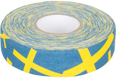Лента для клюшек NordwayЛента с высококачественной клеевой основой и повышенной износостойкостью, которая предохраняет крюк хоккейной клюшки от повреждений.<br>Длина: 2500 см; Размер (Д х Ш), см: 2500 x 2,5 см; Размеры (дл х шир х выс), см: 10,3 х 10,3 х 2,5 см; Вес, кг: 0,125 кг; Материалы: 99 % хлопок, 1 % полиэстер; Производитель: Nordway; Вид спорта: Хоккей; Артикул производителя: TF25SWE; Страна производства: Китай; Размер RU: Без размера;