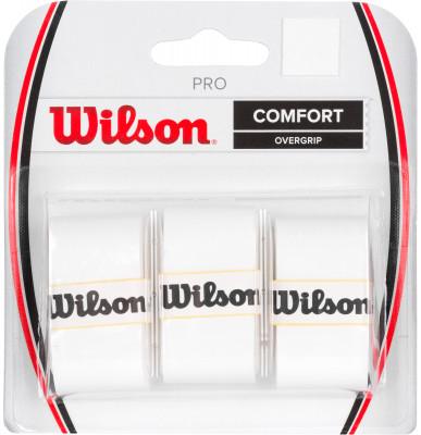 Намотка верхняя Wilson Pro OvergripWilson pro overgrip - это верхняя намотка, которая да т отличные ощущения, высокий комфорт, максимальное влагопоглощение и прекрасное сцепление.<br>Пол: Мужской; Возраст: Взрослые; Вид спорта: Большой теннис; Материалы: Полимерные материалы; Состав: Полимерные материалы; Длина: около 100 см; Производитель: Wilson; Артикул производителя: WRZ4014-WH; Страна производства: Индонезия; Размер RU: Без размера;