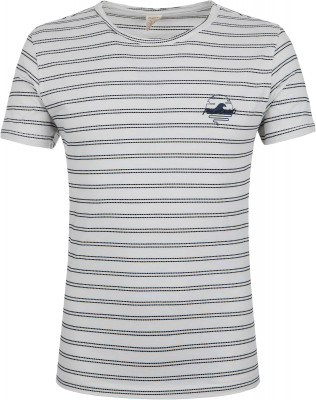 Футболка мужская Protest Bardon, размер 46-48Surf Style <br>Мужская футболка protest для активного летнего отдыха у воды. Свобода движений свободный крой не стесняет движения.