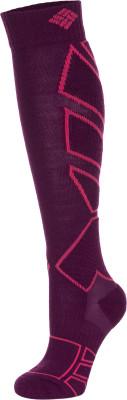 Носки женские Columbia Performance, 1 параУдобные и практичные носки columbia для путешествий. Носки отлично тянутся, а также отличаются прочностью и износостойкостью. В комплекте 1 пара.<br>Пол: Женский; Возраст: Взрослые; Вид спорта: Путешествие; Плоские швы: Да; Светоотражающие элементы: Нет; Дополнительная вентиляция: Да; Компрессионный эффект: Да; Производитель: Columbia Delta; Артикул производителя: RCS189RSPBS; Страна производства: Китай; Материалы: 36 % шерсть, 36 % акрил, 27 % нейлон, 1 % эластан; Размер RU: 35-38;