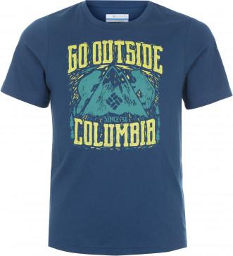 Футболка для мальчиков Columbia Gone Camping