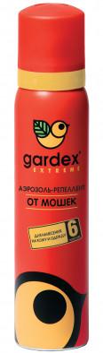 Аэрозоль-репеллент от мошек Gardex Extreme, 100 мл