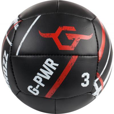 Медицинбол Grozz 3 кгТренировочный мяч, прекрасно подойдет для занятий фитнесом, аэробикой, лечебной физкультурой, используется для занятий кроссфитом.<br>Производитель: Grozz; Артикул производителя: GMD3; Страна производства: Россия; Диаметр: 21 см; Вес, кг: 3; Вид спорта: Кардиотренировки, Фитнес; Размер RU: Без размера;