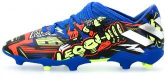 Бутсы для мальчиков adidas Nemeziz Messi 19.3 FG J