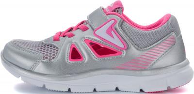 Кроссовки для девочек Demix Air, размер 31Кроссовки <br>Легкие детские кроссовки demix air завершат спортивный образ. Вентиляция перфорация и вставки из воздухопроницаемого сетчатого материала для отличной циркуляции.