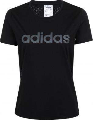 Футболка женская adidas Design 2 Move Logo