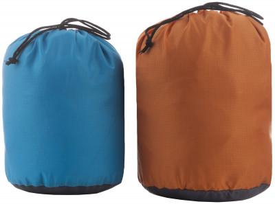 Набор сумок OutventureНабор из двух упаковочных сумок объемом 15 и 8, 5 л пригодится тем, кто планирует отдых на природе.<br>Размеры (дл х шир х выс), см: 30 х 19 х 19; 35 х 24 х 24; Вид спорта: Кемпинг; Производитель: Outventure; Артикул производителя: G003MX; Срок гарантии: 1 год; Страна производства: Китай; Размер RU: Без размера;