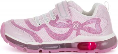 Кроссовки для девочек Geox Android, размер 34