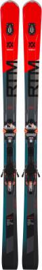 Горные лыжи Volkl Rtm 86 + Ipt Wr Xl 12 Fr Gw