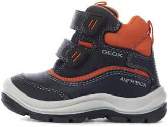 Ботинки утепленные детские Geox Flanfil