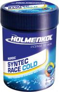 Порошок фторуглеродный для беговых лыж HOLMENKOL Syntec Race Cold