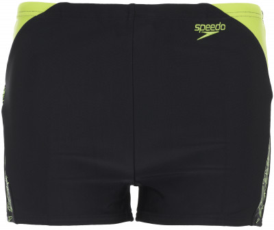 Плавки-шорты для мальчиков Speedo Boom SplДетские плавки-шорты с принтованными вставками speedo - отличный выбор для занятий в бассейне.<br>Пол: Мужской; Возраст: Дети; Вид спорта: Плавание; Защита от УФ: Да; Устойчивость к хлору: Да; Гипоаллергенная ткань: Нет; Длина по боковому шву: 24 см; Материал верха: 80 % полиамид, 20 % эластан; Технологии: Endurance10; Производитель: Speedo; Артикул производителя: 8-108488469; Страна производства: Китай; Размер RU: 140;