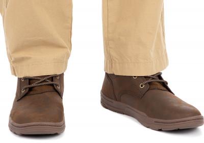 Фото 2 - Ботинки мужские Caterpillar Creedence, размер 41 коричневого цвета