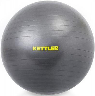 Мяч гимнастический Kettler, 75 смГимнастический мяч идеально подходит для физиотерапии, различных упражнений для пресса и спины.<br>Тренируемые группы мышц: Пресс, спина; Максимальный вес пользователя: 120 кг; Диаметр: 75 см; Состав: поливинилхлорид, резина; Производитель: Kettler; Артикул производителя: 7373-410; Срок гарантии: 2 года; Страна производства: Китай; Размер RU: Без размера;
