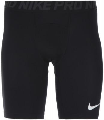 Шорты мужские Nike ProКомпрессионные мужские шорты nike pro - идеальный базовый слой для занятий тренингом.<br>Пол: Мужской; Возраст: Взрослые; Вид спорта: Тренинг; Покрой: Облегающий; Плоские швы: Да; Компрессионный эффект: Да; Материал верха: 90 % полиэстер, 10 % эластан; Технологии: Nike Dri-FIT; Производитель: Nike; Артикул производителя: 838061-010; Страна производства: Шри-Ланка; Размер RU: 44-46;